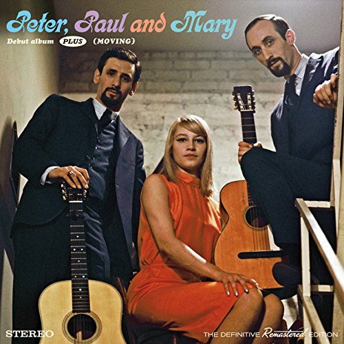 Peter, Paul & Mary Debut Album...
