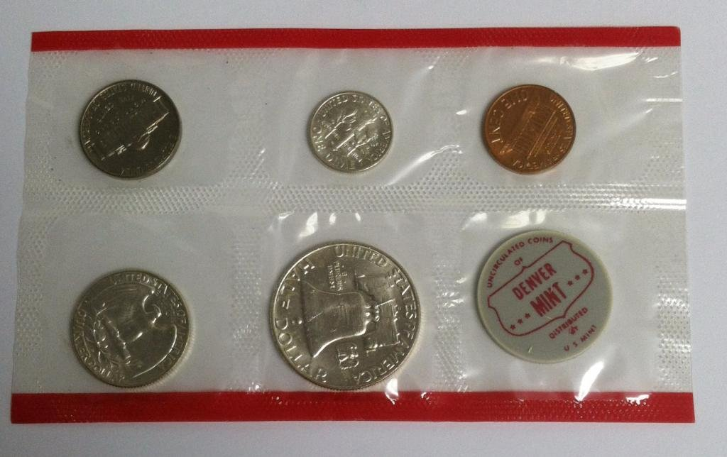 2008 United States Uncirculated Mint Set Original Government Package Sealed