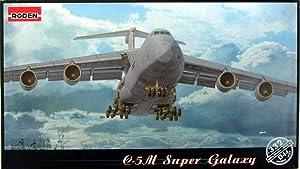 Roden 332 Model Kit Lockheed C-5M Super Galaxy