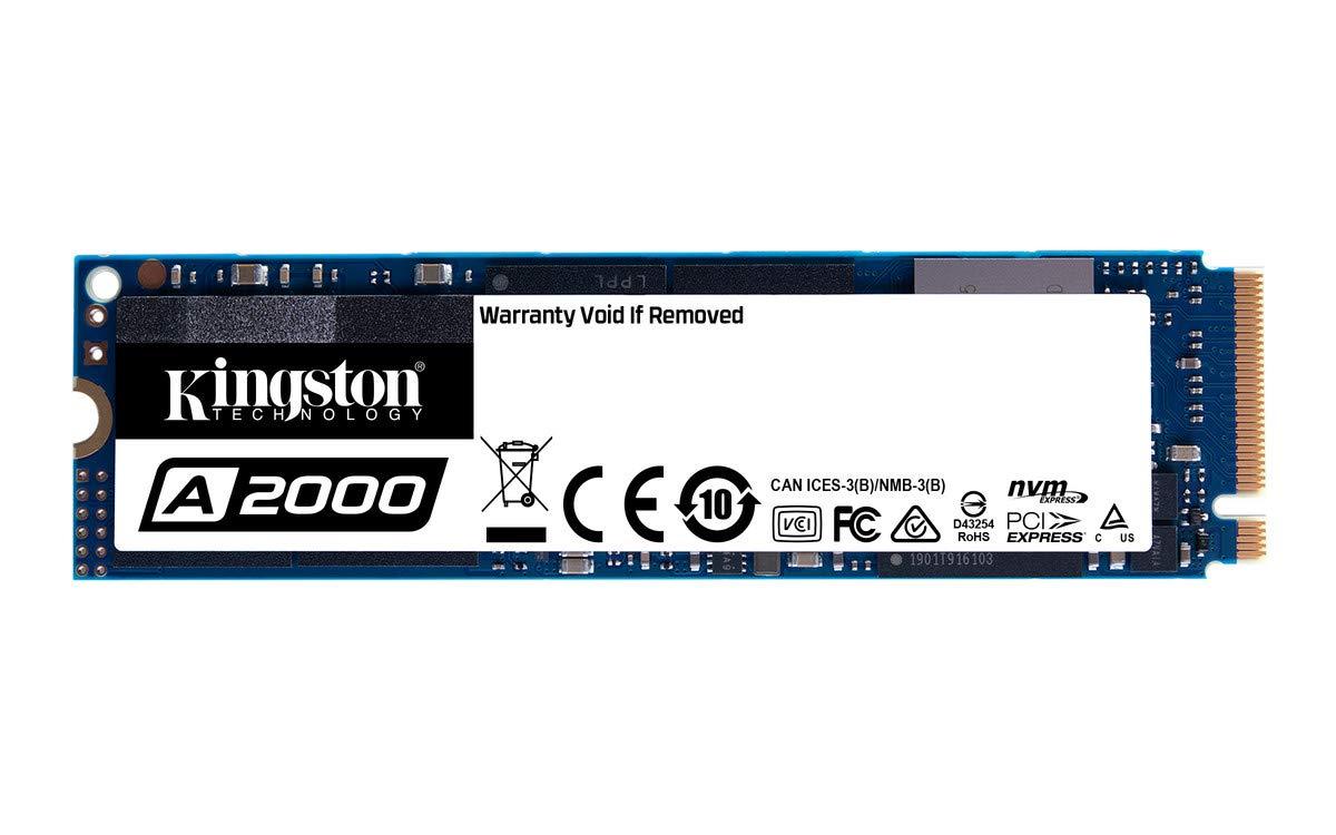 Kingston A2000 M.2 2280 Nvme Internal SSDs - Review