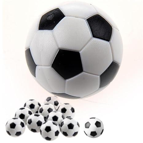 pizies 36 mm mesa Futbolín de fútbol reemplazos Mini Balones de ...