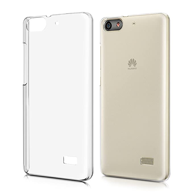Amazon.com: kwmobile Crystal Case for Huawei G Play Mini ...