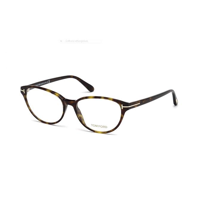 Tom Ford Ft5422 001 Occhiale Da Vista Nero Black Eyeglasses Brille New Nuovi 3PEYooW4ei