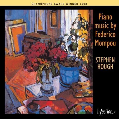 Mompou: Piano Music - Cants Magics; Charmes; Trois Variations; Dialogues; Paisages; Cancion y Danzas; Preludes by Hyperion