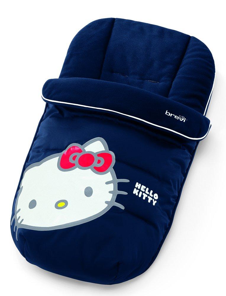 Brevi 19HK Inuit Sacco Inverno Universale, Disegno Hello Kitty, Blu (023)