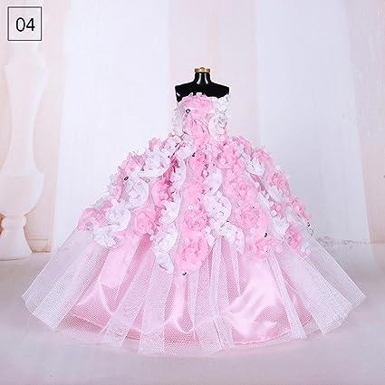 Teabelle - Vestido Hecho a Mano para Boda, Fiesta, Vestido de Moda, para