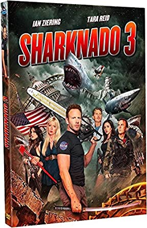 Sharknado 3 [Francia] [DVD]: Amazon.es: Ian Ziering, Tara Reid ...