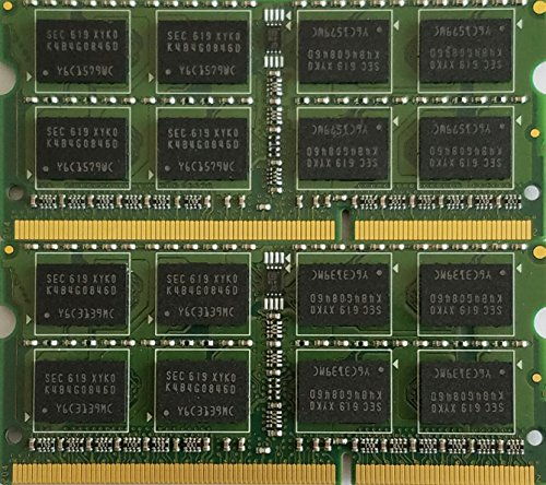 (Ram memory upgrades 8GB kit (4GBx2) DDR3 PC3 8500 1067MHz for your 2009 / 2010 Apple Macbook Pro & iMac ...)