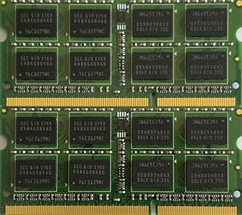 Ram memory upgrades 8GB kit (4GBx2) DDR3 PC3 8500 1067MHz for your 2009 / 2010 Apple Macbook Pro & iMac ... (Macbook Pro Intel Core 2 Duo 4gb Ram)