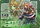 Chitose Aoba Z/X Ignition Overboost IGOB Anime Girl Character Card Rubber Play Mat Zillions of Enemy Illust. Ryuutetsu