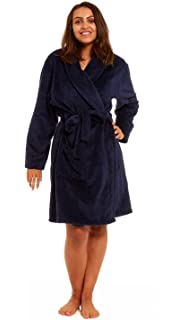 24607260844545 Hari Deals Damen Mädchen Neuheit Flanell Fleece Kurz Einhorn Robe ...
