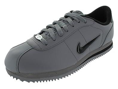 the latest 642b0 8af66 Nike Mens CORTEZ BASIC LE JEWEL CASUAL SHOES 13 Men US (CHARCOALWHITE)