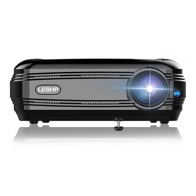 LCD Full HD Proyector, ocday 3200 lúmenes Proyector de vídeo, 1280 ...
