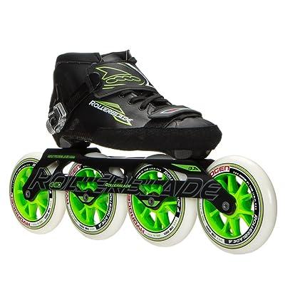 Rollerblade Powerblade 195 Race Skate : Sports & Outdoors