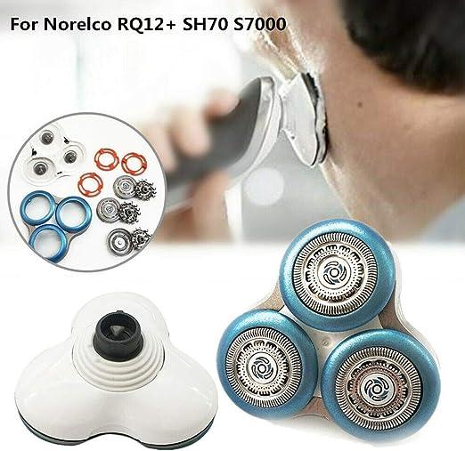 Turbobm S7000 Cabeza de afeitadora de Repuesto para afeitadora ...