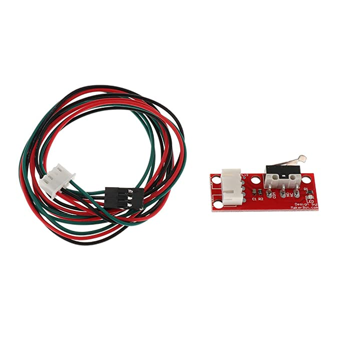 Homyl Cable Final de Carrera Interruptor Límite Mecánico para ...