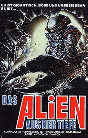 Alien From The Deep - Hardbox -: Amazon co uk: DVD & Blu-ray