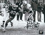 Autographed Mike Davis 8X10 Oakland Raiders Photo