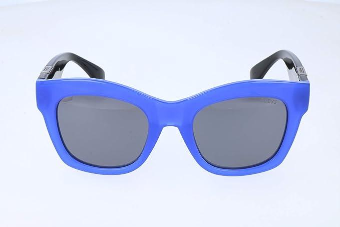 Guess Sonnenbrille Gu7454 90A-51-21-135 Gafas de sol, Azul ...