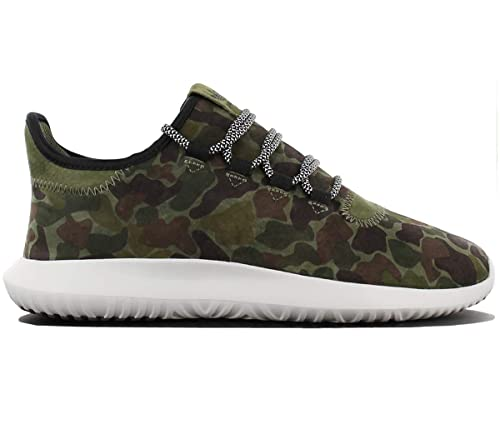 promo code eaa77 541bb adidas Tubular Shadow Olive Cargo White Black MainApps Amazon.it Scarpe  e borse