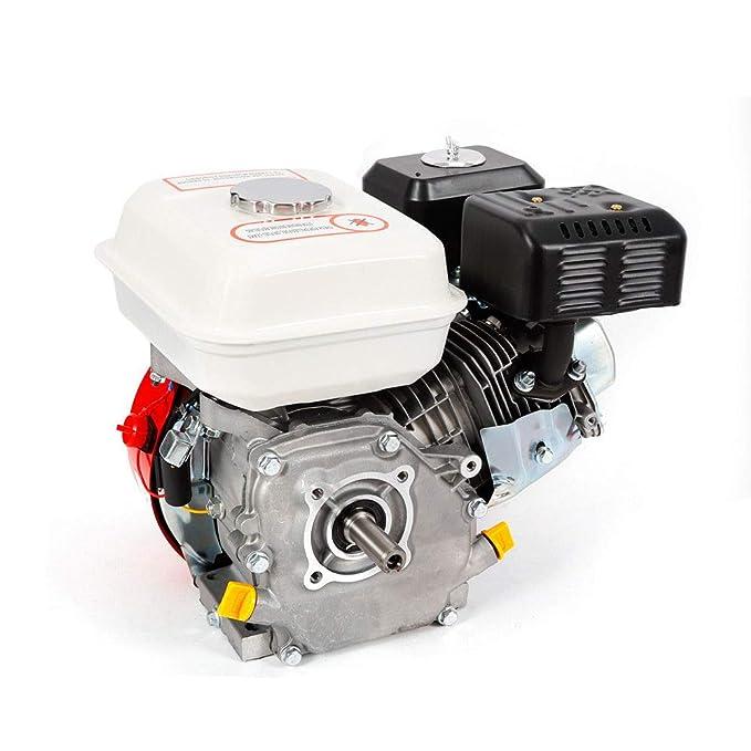 OUBAYLEW Motor de Gasolina de 5,1 kW, 7,5HP, 4 Tiempos Recambio ...