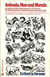 Animals, Men and Morals, S. Godlovitch, 0394178254
