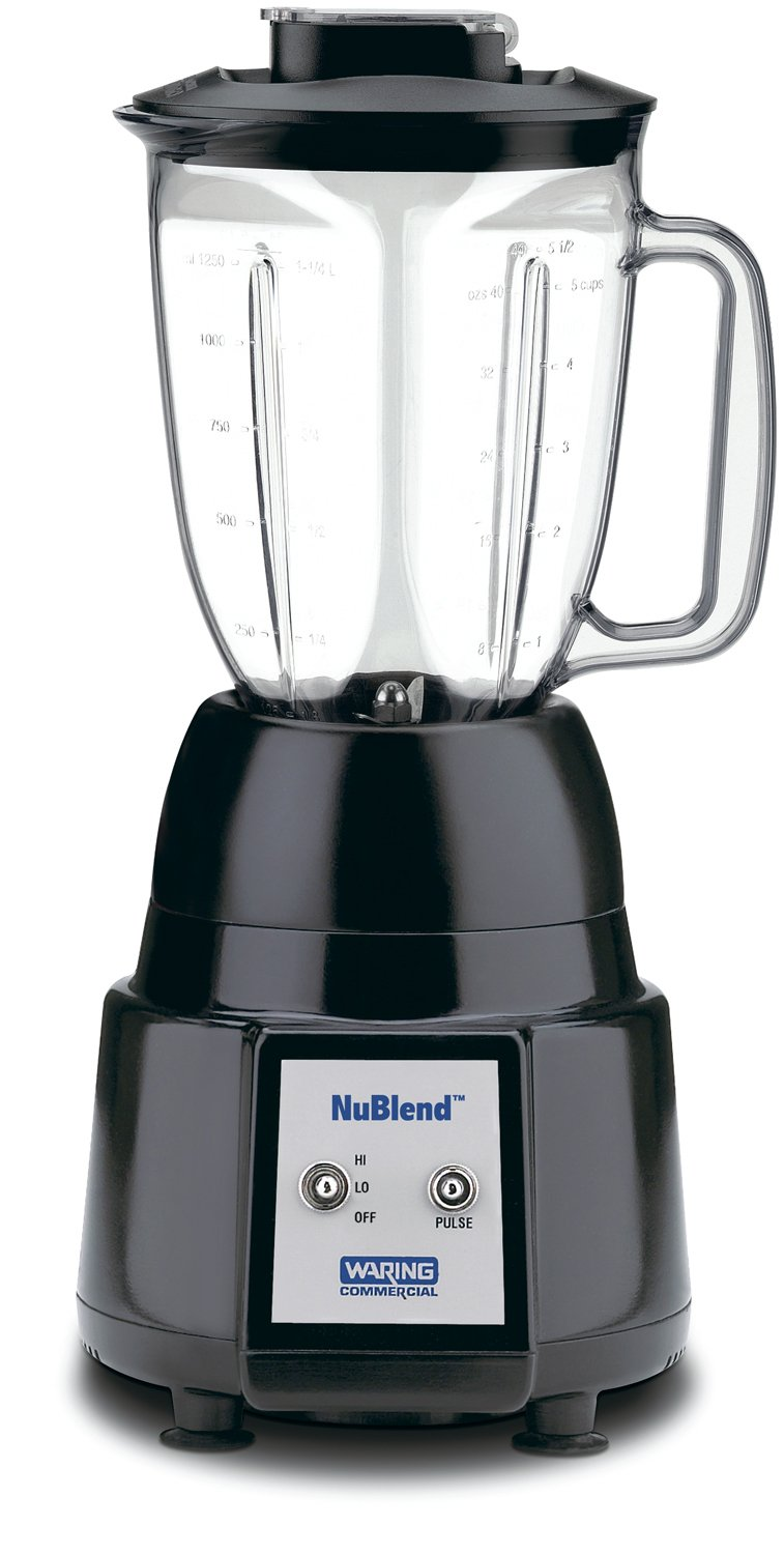 Waring(BB180) 44 oz Commercial Blender - NuBlend Series