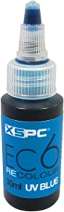 XSPC EC6 ReColour Dye, 30 mL, UV Blue