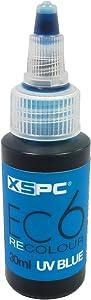 XSPC EC6 ReColour Dye, 30 mL, UV Blue