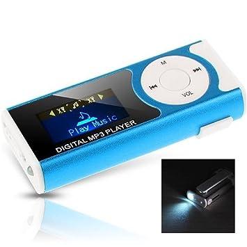 Reproductor de MP3 con tarjeta de memoria - Radio FM ...