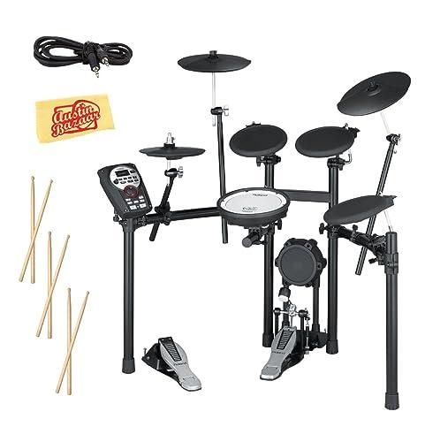 Roland TD-11K Electronic Drum Set Bundle