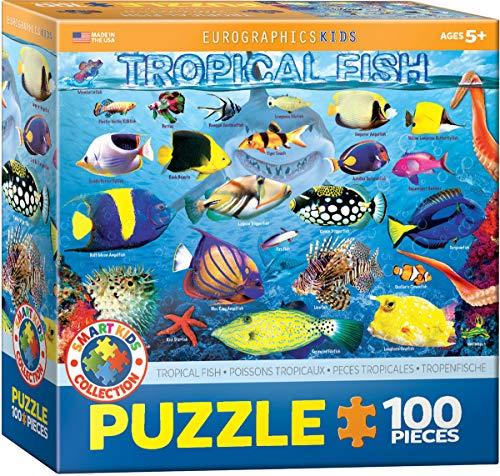 (Tropical Fish 100Piece Puzzle)