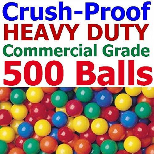 (Pack of 500 pcs Jumbo Size 3