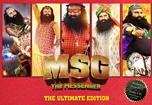 Msg: The Messenger   Ultimate Edition  audio Cd + Dvd + Gift