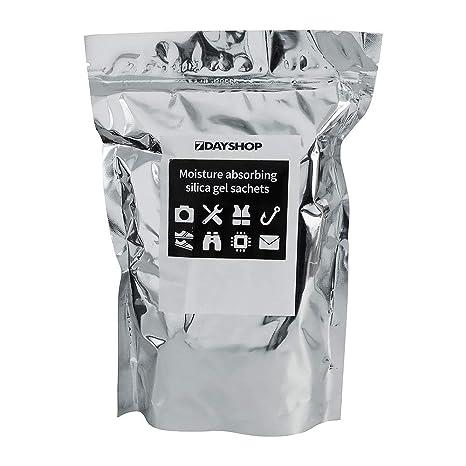 7dayshop - Bolsas de sílice (secante, absorbe la humedad y ...
