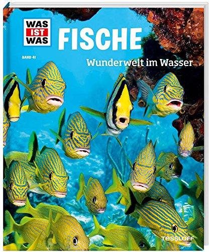 WAS IST WAS Band 41 Fische. Wunderwelt im Wasser (WAS IST WAS Sachbuch, Band 41)
