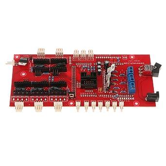 Magideal tarjeta madre de desarrollo Control para impresora ...