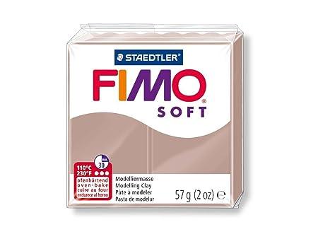 Arcilla polimérica Staedtler Fimo Soft, pasta de modelar para el ...