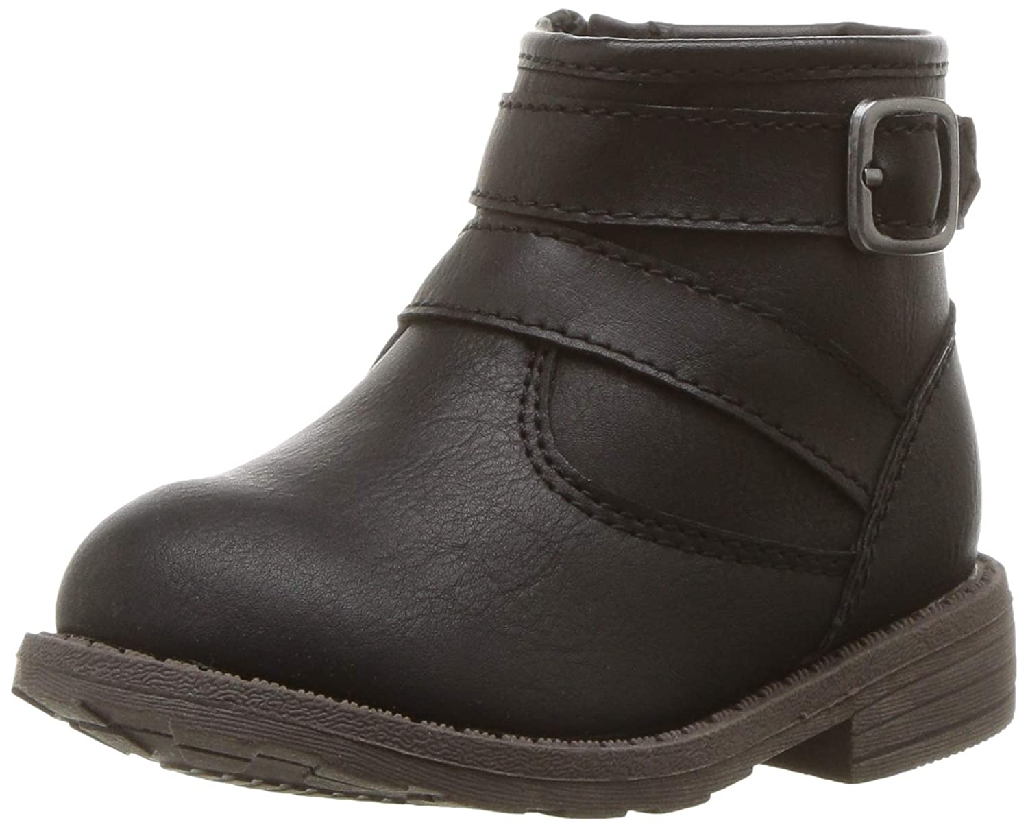 Carters Kids Girls Cindia Black Ankle Boot Carter/'s CF180641