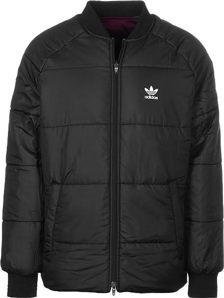 adidas SST Reverse Chaqueta de invierno black: Amazon.es: Ropa y accesorios