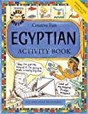 img - for Egyptian Activity Book (Creative Fun Series) book / textbook / text book