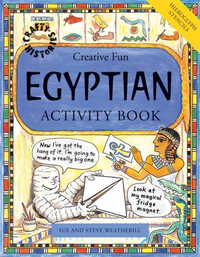 Egyptian Activity Book (Creative Fun Series)