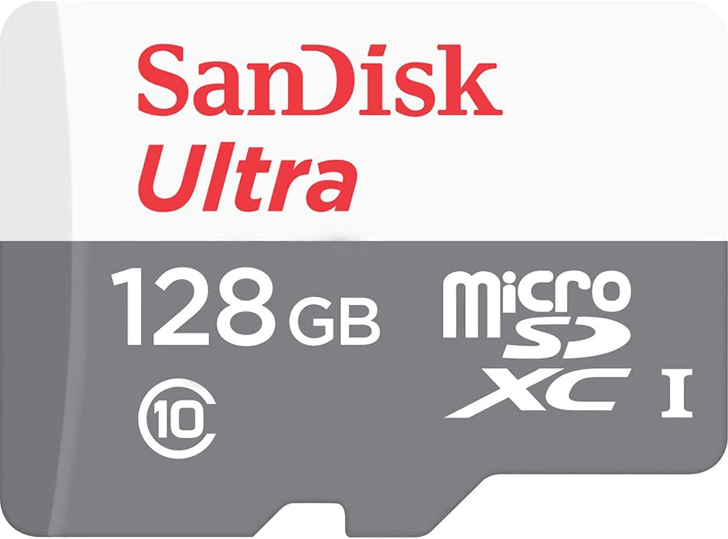 100MBs A1 U1 C10 Works with SanDisk SanDisk Ultra 128GB MicroSDXC Verified for Micromax Q4202 by SanFlash