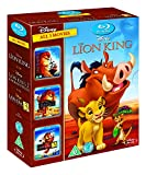 The Lion King 1-3 Collection ( Simba's Pride/Hakuna Matata) Image