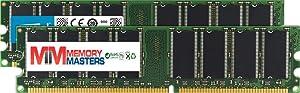 MemoryMasters 1GB Kit Memory RAM for Dell Compatible OptiPlex GX240 SDRAM PC133