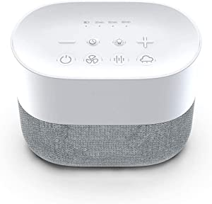 Sound Machine for Sleeping Relaxation, White Noise Sound Machine Portable Sleep Therapy for Home, Sleep Therapy, Sound Spa Relaxation Machine, Premium Baby Sleep Therapy Sound Machine