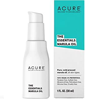 product image for Acure The Essentials Marula for Dry Skin & Hair Oil, 1 Fl Oz