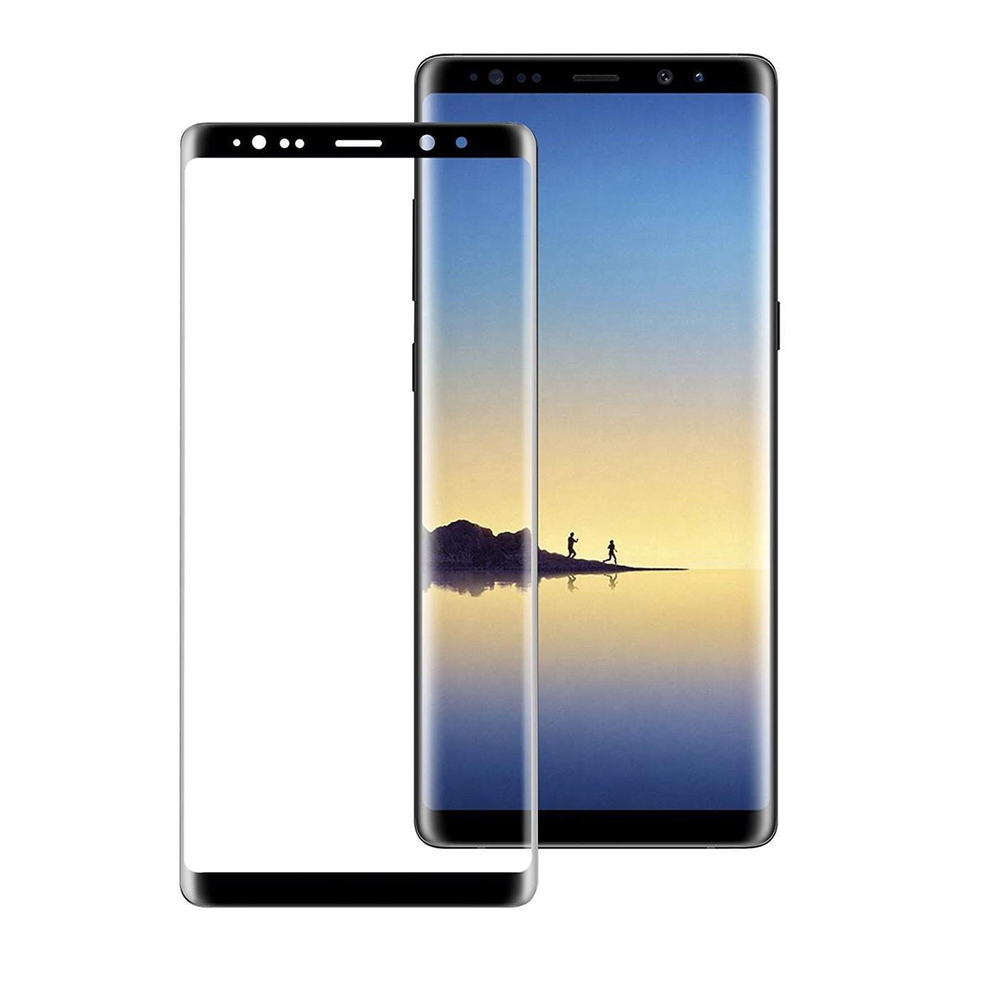 Samsung Galaxy Note 8 Panzerglas komplett Abdeckung Amazon Elektronik