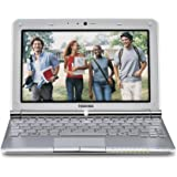 Toshiba Mini NB305-N410WH 10.1-Inch Frost White Netbook - 11 Hours of Battery Life