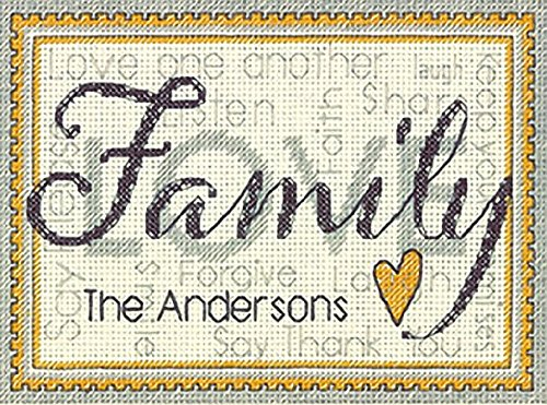 Dimensions Crafts 70 65140 Family Counted